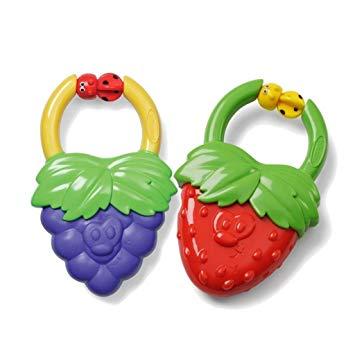 Infantino Vibrating Teether Fruit Set