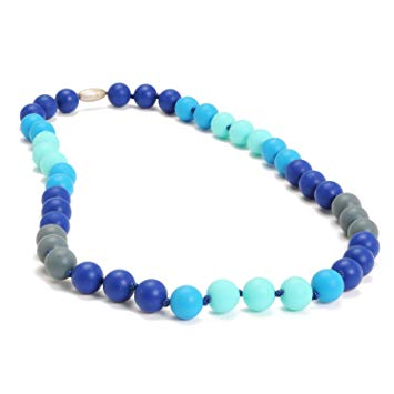 Chewbeads Bleecker Necklace (Turquoise)