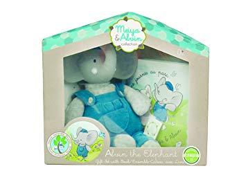 Meiya & Alvin Mini Elephant Gift in box