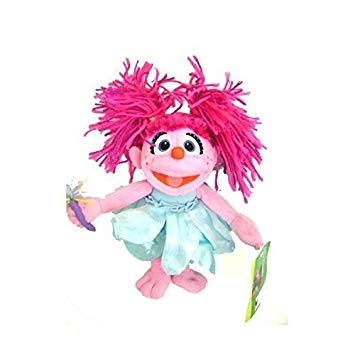 Abby Cadabby Large Plush Doll - Huge Big Stuffed Doll 20 inches - Best Gift for kids